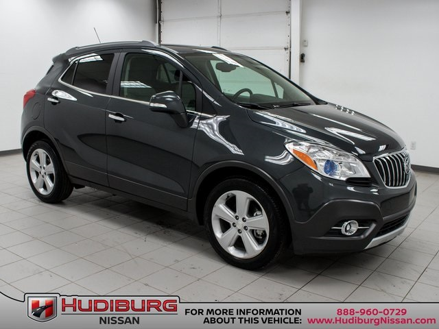 PreOwned Buick Encore Leather D Sport Utility In Oklahoma - Oklahoma city buick dealers